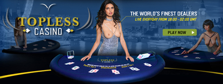 free toplesscasino.com password